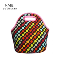 China Water Repellent Wetsuit Material Bento Lunch Bag wholesale