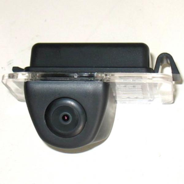 Quality MONDEO OV7950 Internal Synchronization Exclusive Rearview Camera System With 5.961 * 4.276mm for sale