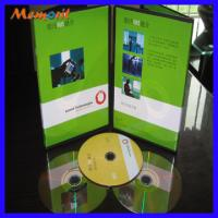 DVD Replication With Customer's Packing 120x120cm Size Dvd Duplication Services