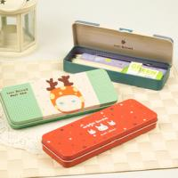 China low price Metal pencil tin case on sale