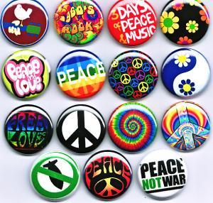 China Metal Souvenir Lapel Pin Badge wholesale