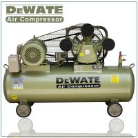 China 7.5HP Belt-driven Piston Type Air Compressor CE wholesale