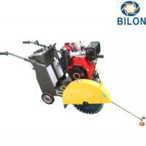 China Walk Behind Concrete Slab Cutting Machine 13HP Asphalt Cutting Machine on sale