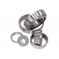 China Inch Sizes Single Row Taper Roller Bearings wholesale