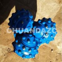 China AAPI 5 1/4 TCI Drill Bit/Insert Tricone Rotary Bit,water well drilling equipment ,drilling for groundwater wholesale