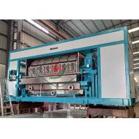 China High Efficiency Recycled Paper Egg Tray Machine / Egg Carton Making Machine with 6000 Pcs/H wholesale