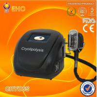 China Portable CRYO6S cryolipolysis cool shaping machine for cellulite reduction wholesale