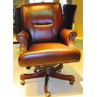 China Comfortable Leather Office Chair (OC002) wholesale