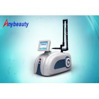 China OEM&ODM Portable F5 Medical Co2 Fractional Laser Machine For Skin Resurfacing , Scar Removal wholesale
