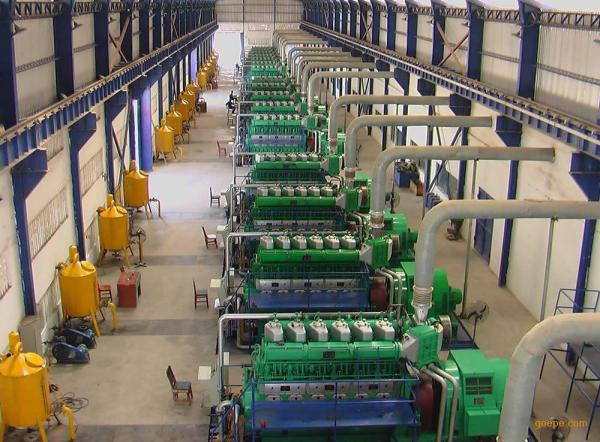 Caterpillar Natural Gas Engine Manufacturing Plants