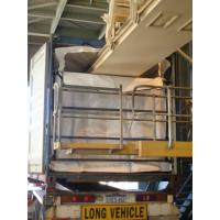20 foot PP woven rice dry bulk container liners with conveyor belt loading