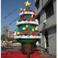 China Hot Sale Bespoke Xams Product Inflatable Christmas Tree wholesale