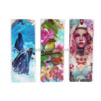 Buy cheap Custom Plastic Bookmarks With Display Box from wholesalers