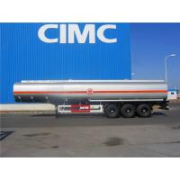 China CIMC competitive price  fuel tank trailer of 50000 liters for sale on sale