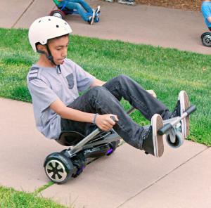 China Adjustable Seat Hoverboard Hoverkart Two Wheels Self Balance Hoverboard Go Kart wholesale
