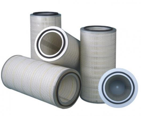 Quality Pleated cartridge air filter for sale
