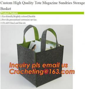 Durable Tote Sundries Storage Basket, Household Sundries Storage Basket, Household Table Sundries Storage Basket