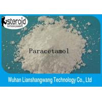 China Purity 99% White Solid 4-Acetamidophenol CAS103-90-2 Paracetamol for Relieving Pain and Fevers wholesale