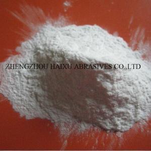 China WFA White fused alumina powder for polishing/buffing pads on sale
