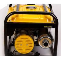 Buy cheap High quality 100% copper wire silent single phase gasoline generator from wholesalers