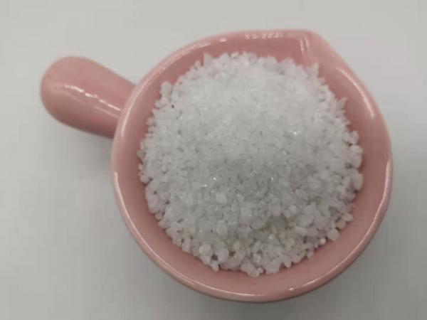 Quality Aluminum Oxide Corundum White Fused Alumina Graininess For Dental / Skin Care for sale