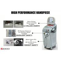 Soprano Ice 808nm Diode Laser Hair Removal Machine For Ladies Lips / Hairline