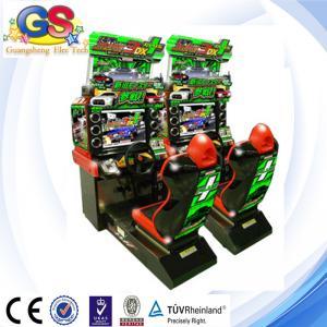 China Midnight Maximun Tune 3dx+ car racing game machine on sale