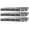 China Катализатор 3850 ВС-К3850-48Ф-Э порта переключателя 48 локальных сетей гигабита Сиско wholesale