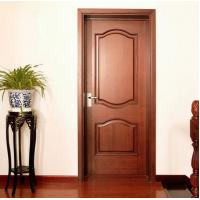 China Custom Office Solid Wood Interior Doors Swing Open Environment Friendly on sale