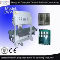 Automatic V Cut Pcb Separator With Conveyer