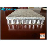 Buy cheap Decorative Honeycomb Stone Panels For Interior And Exterior Surfaces Of from wholesalers