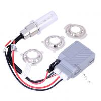 China Error Canceller Super Bright 35W 6000k Slim Ballast H4 H6 H7 Motorcycle Xenon HID Kit on sale