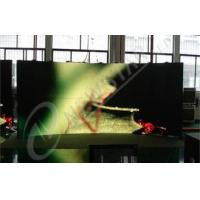SMD3528 Flexible LED Display P10 , IP31 1R1G1B For Commercial Advertising
