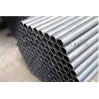 China E355 EN 10297 Square Seamless Mild Steel Tubing 350mm OD , Annealed Steel Tube with BV TUV Certificated on sale