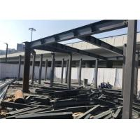 China Agricultural Steel Frame Buildings , Pre Manufactured Metal Buildings High Strength wholesale