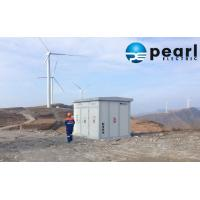 Buy cheap High Enviroment Adaptability Pad Mounted Transformer For Wind Farm And Solar Station from wholesalers