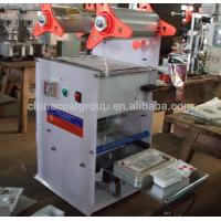 China manual ,semi-automatic ,automatiic plastic Cup Sealing Machine For dry food wholesale