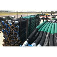 China STEEL WIRE SPIRAL HIGH QUALITY HIGH PRESSURE FLEXIBLE OIL FIELD HOSE wholesale