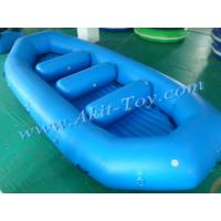 China Commercial 0.9mm PVC inflatable fishing boat for sale wholesale