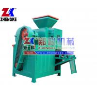 China Iron ore powder briquetting machine with competitive price wholesale