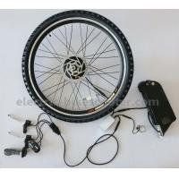 China 25Km / H Electric Bike Conversion Kits 36V 7.8Ah Lithium Battery With Waterproof Cables on sale