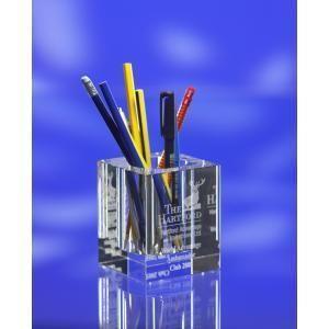 China Fashion crystal pen holder wholesale