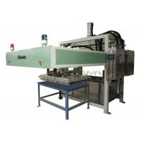 China Automatic Reciprocating Egg Carton Machine , Paper Pulp Moulding Equipment wholesale