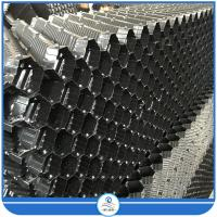 China 300mm 600mm PP,PVC counter flow cooling tower fill wholesale