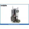 China 10KM NLOS Emergency COFDM Transmitter with Encryption Mobile Video Transmission System wholesale