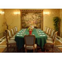 China Professional Commercial Restaurant Furniture Large Table Set Hotel Luxury Furniture on sale