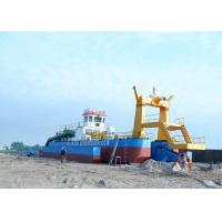 China Submersible Pump Dredger Ship 298KW Auxiliary Engine Power Beach Offshore wholesale