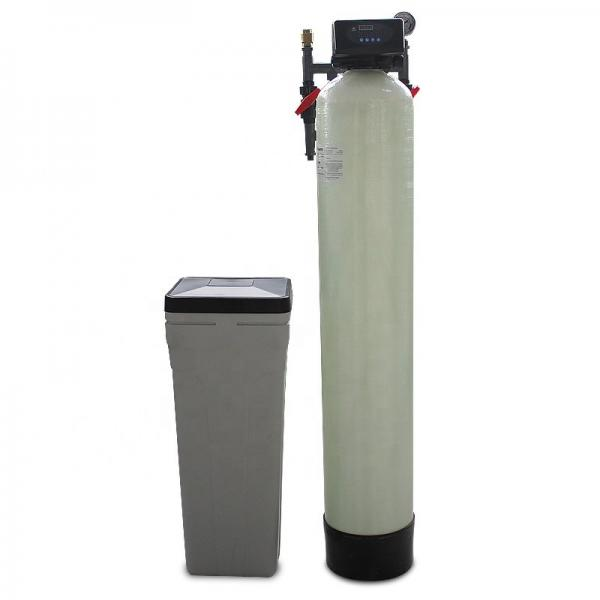 Quality Commercial Water Softener Hard Water Treatment Systems Customized Size for sale