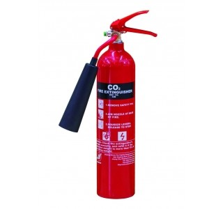 Quality MED Approval 5kgs CO2 Marine Fire Extinguisher Aluminium Alloy for sale