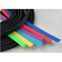 China Reach Standard Electrical Braided Sleeving For Cable Insulation Protection wholesale